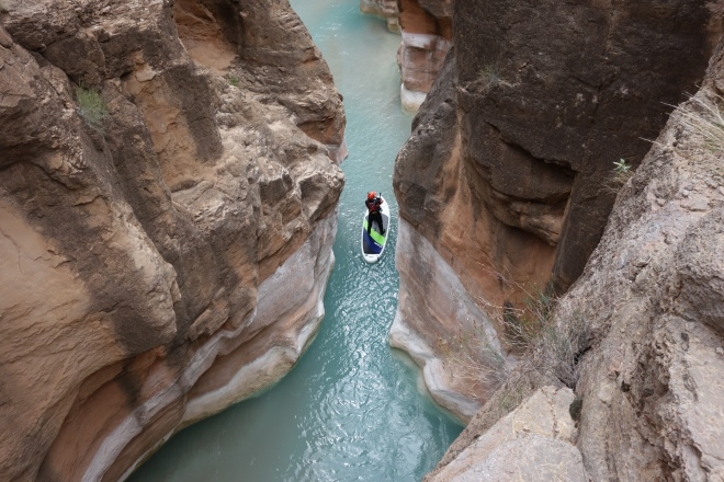 Danny Mongno-Havasu Creek. Photo Jim Dobbins. 3